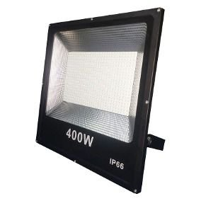 Refletor LED Holofote 400w Branco Frio