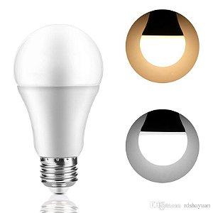 10 Lâmpadas Bulbo Dimerizavel com Controle