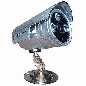 Câmera Segurança Infravermelho 30mts Ccd Digital 700 Linhas