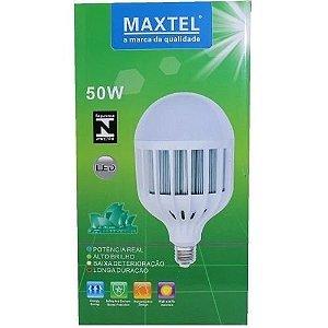 Bulbo 50w Lampada Led E27 Mais Econômico Bivolt