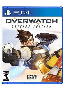 OVERWATCH: ORIGINS EDITION - PS4