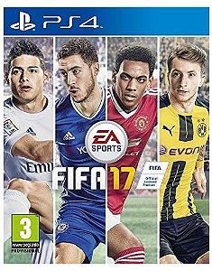 FIFA 17 (PRÉ-VENDA) - PS4