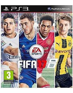 FIFA 17 (PRÉ-VENDA) - PS3