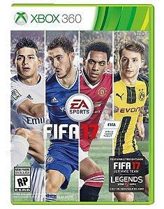 FIFA 17 (PRÉ-VENDA) - XBOX 360