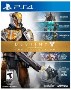DESTINY: THE COLLECTION - PS4