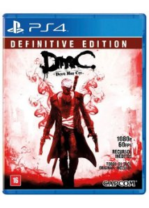 DEVIL MY CRY: DEFINITIVE EDITION - PS4