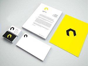 Material Impresso de Papelaria Combo Econômico 1