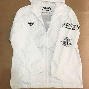 Blusa Adidas Originals X Yeezy Season Branca - ENCOMENDA