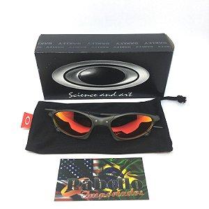 Óculos Oakley Penny X-Metal - Ruby Iridium