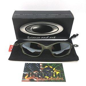 Óculos Oakley Double X-Metal - Black