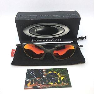 Óculos Oakley Romeu 1 X-Metal - Ruby Iridium