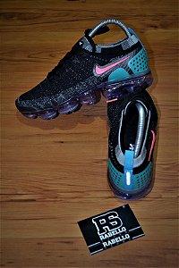 Tênis Nike Air VaporMax 2.0 'Colors' - Preto