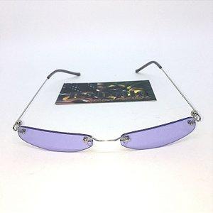 Óculos Vintage Slim- Lilas