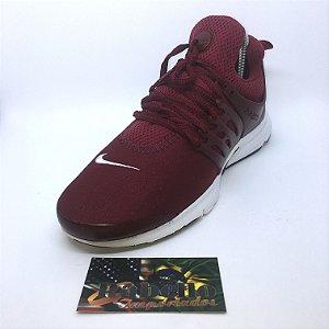 Tênis Nike Air Presto Essential - Vinho