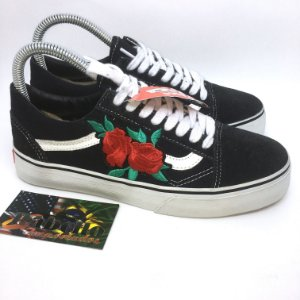 Tênis Vans Old School - Two Floral