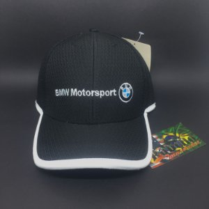 Boné Puma BMW MotorSport - Preto