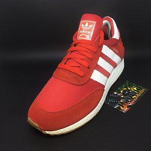 """Tênis Adidas INIKI Runner  """"Red"""""""
