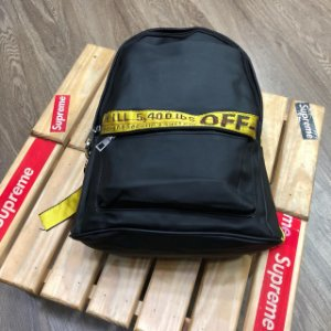 "Mochila OFF-WHITE ""Belt"""