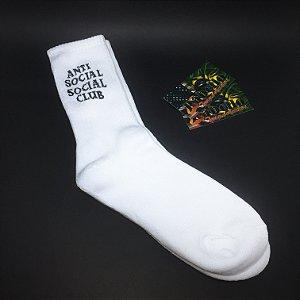 "ANTI SOCIAL SOCIAL CLUB - Meias Smelly ""White"""