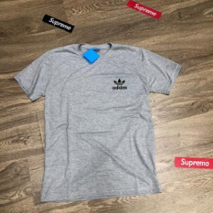 Camiseta Adidas Originals - Cinza