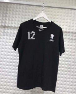 Camiseta Nike x Off White World Cup Logo Black - ENCOMENDA