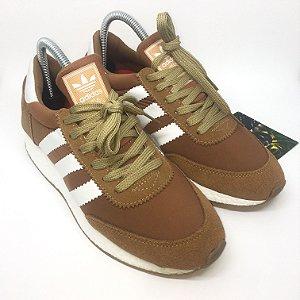 Tênis Adidas Iniki - Bege