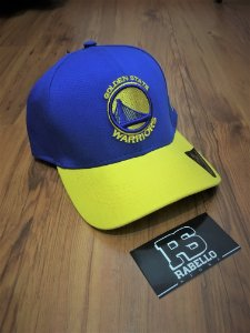 Boné  New Era 940 Golden State Warriors - Azul/Amarelo