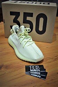 Tênis Adidas Yeezy 350 Boost V2 'Butter' - Pronta Entrega