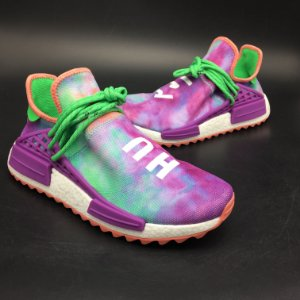 "Pharrell Williams x Adidas NMD Hu ""Trail Holi"" - Sob Encomenda"