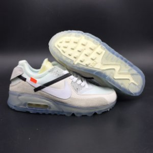 OFF-WHITE x Nike Air Max 90 Ice 10X - Sob Encomenda