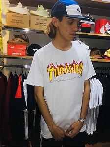 Camiseta Thrasher Magazine - Branca