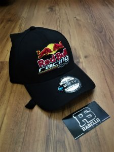 Boné Red Bull Rancing 'New Era' - Preto