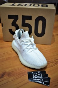 Adidas Yezzy 350 Boost Cream White - Pronta Entrega