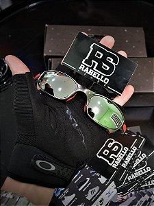 Óculos Oakley Juliet 'ICE' - Custom