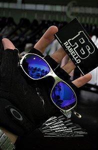 Óculos Oakley Double X 'Violet' - Custom