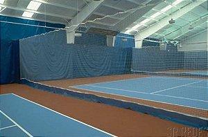 Rede de Proteção Esportiva Sob Medida para Cobertura, Lateral e Fundo de Quadras de Tênis - Fio 2 - Malha 4