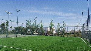 Rede de Proteção Esportiva Sob Medida para Lateral e Fundo de Campos de Futebol, Society, Quadras e Areia - Fio 6 - Malha 12