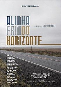 DVD A Linha Fria do Horizonte