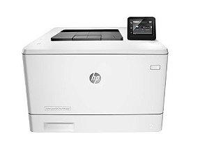 Impressora HP Color LaserJet PRO M452DW - CF394A