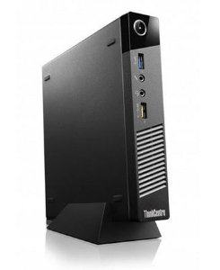 Mini Desktop LENOVO ThinkCentre M93P Tiny Core I5-4590T 4GB 500GB W7PRO - 10AA005XBP
