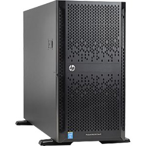 Servidor HPE ProLiant ML350 Gen9 Xeon E5-2620v4 16GB RAM Sem Disco - 754537-B21