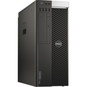 Workstation Dell T5810 E5-1607 8GB 1TB Win 10 PRO - 210-ADBT-5TM3