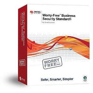 Worry Free Business Security Standard 05-25 usuários