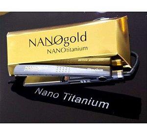 3021be60c Nano Gold Professional Titanium 232°c bivolt 110v 220v