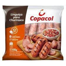 Linguiça para churrasco - Copacol - 800g