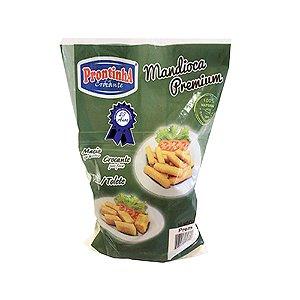 Mandioca premium congelada - Prontinha - 1,2kg