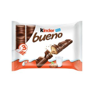 Chocolate ferrero - Kinder bueno - 3un
