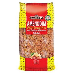 Doce de amendoim crocante - DaColonia - 350g