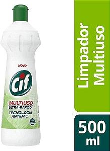 Limpador multiuso antibactericida - Cif - 500ml
