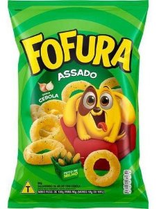 Salgadinho lucky - Fofura